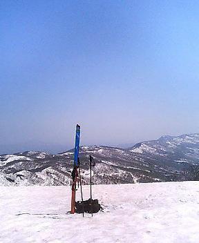 北信の里山 鍋倉山
